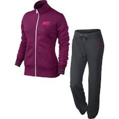 Nike Jog Suit (546308-620) Purple/Black