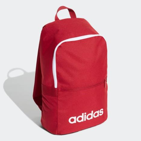 Adidas linear classic daily backpack Red