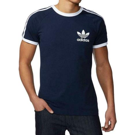 ADIDAS ESSENTIAL TEE NAVY
