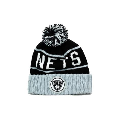 nets black grey bob