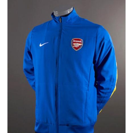 Nike Arsenal Jkt (545052-493) Blue
