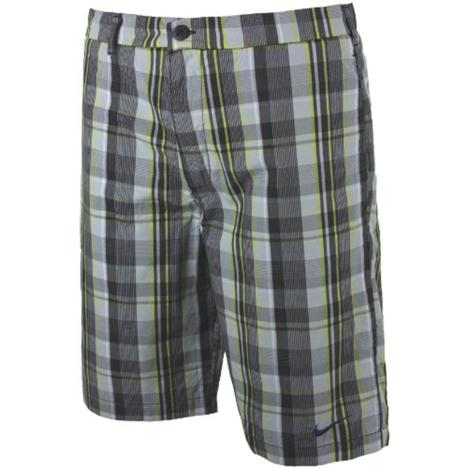 Nike Short (481498-010) Grey Check
