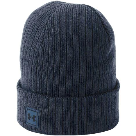UNDER ARMOUR TRUCKSOP 2.0 BEANIE GREY NAVY